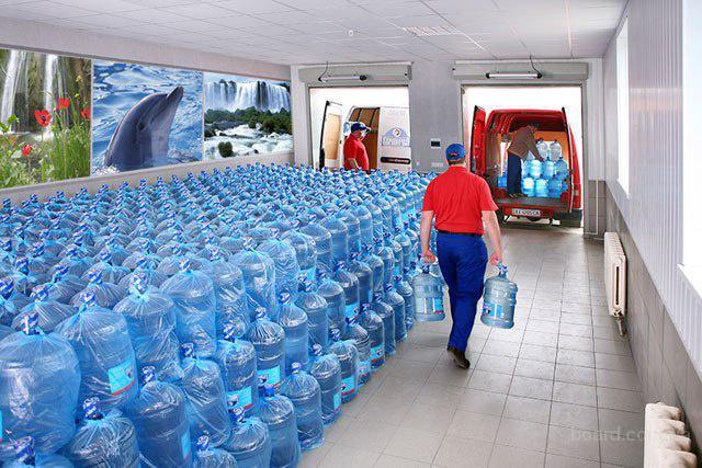 Оптовые склады 19 воды